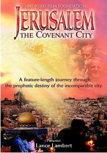Jerusalem The Covenant City
