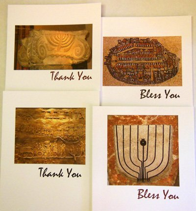 Jerusalem Note Cards